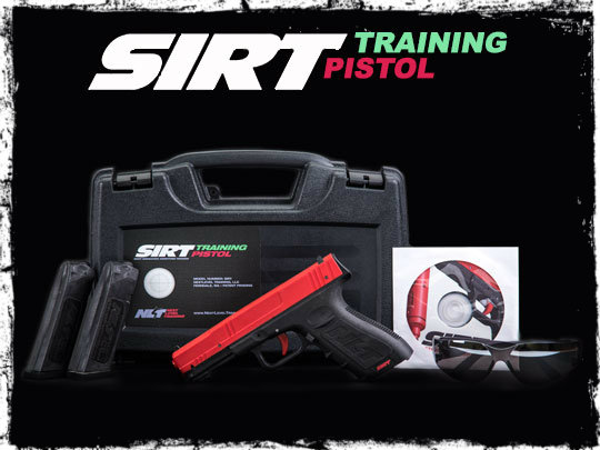 SIRT Training Pistol