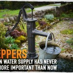 Preppers: A Clean Water Supply Has Never Been More Important Than Now