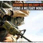 Bugging Out Military Style: Using a Military Mindset