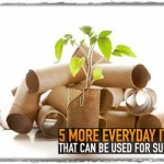 5 More Everyday Items That Can Be Used For Survival