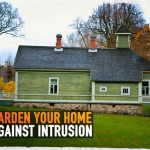 Harden Your Home against Intrusion
