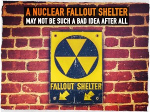 Nuclear Fallout Shelters