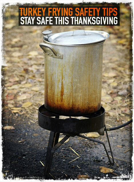 Turkey Frying Safety Tips