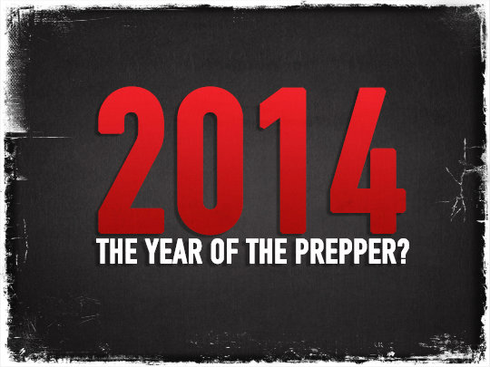 2014 Year of The Prepper