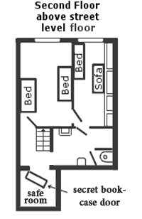 Safe Room Plan Make ...