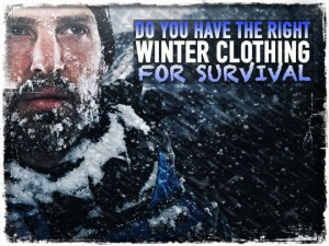 Winter Survival Clothing