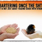 Bartering Once the SHTF: It Is Not Just About Trading Goods with Others