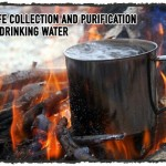 Safe Collection and Purification of Drinking Water