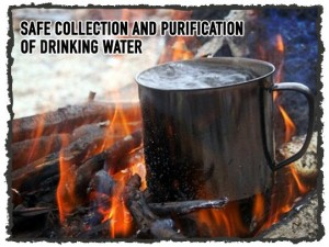 Boiling Water Purification