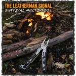 The New Leatherman Signal Survival Multi-Tool