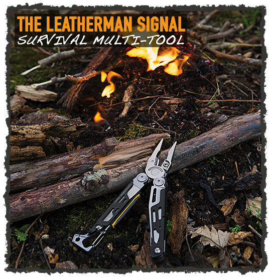Leatherman Signal Survival Multi-Tool