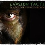 Evasion Tactics in a Wilderness Environment