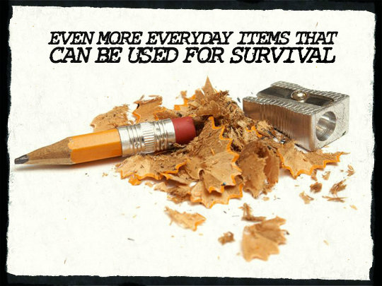Everyday-Items-Survival