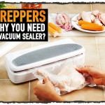 Preppers: Why You Need a Vacuum Sealer?