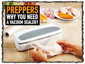 Preppers Vacuum Sealers