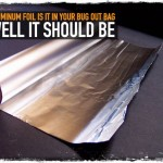 10 Reasons Aluminum Foil Should Be in Your Bug Out Bag