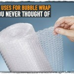15 Uses For Bubble Wrap You Never Thought Of