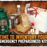 Time to Inventory Your Emergency Preparedness Kits