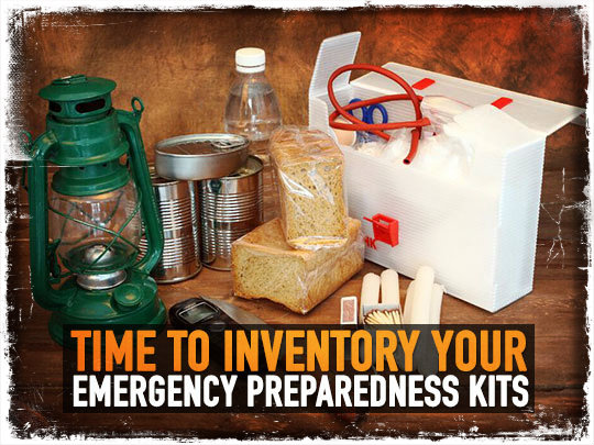 Free preparedness kits reviews