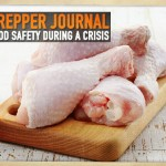 Prepper Journal: Food Safety During a Crisis