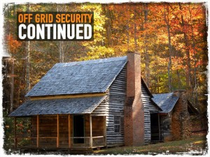 Off Grid Security