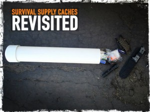 Supply Survival Cache