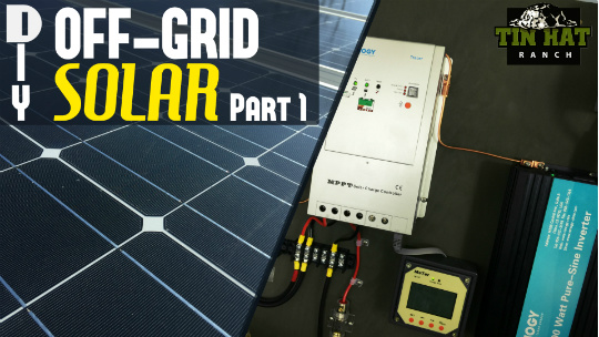 DIY Solar Power Basics | Survival