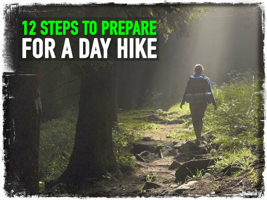 Day Hiking Checklist