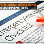 Preppers Journal: Record Keeping For Disaster Preparedness