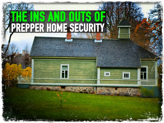 Prepper Home Security