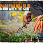 5 Skills That Will be in Demand When The SHTF