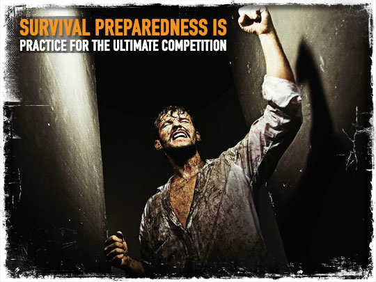 Survival Preparedness Competition