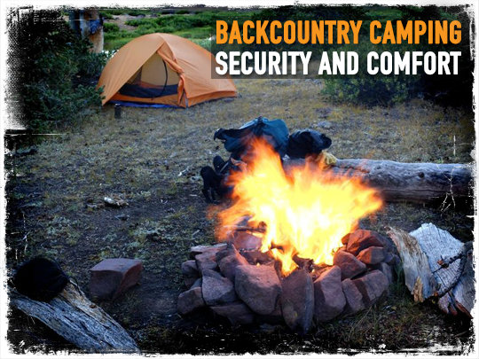 Backcountry Camping Security