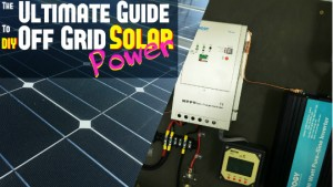 Off Grid Solar Power