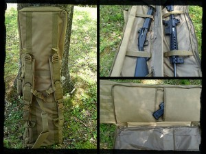 Voodoo Tactical Rifle Case