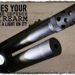 Does Your Home Defense Firearm Have a Light on It?
