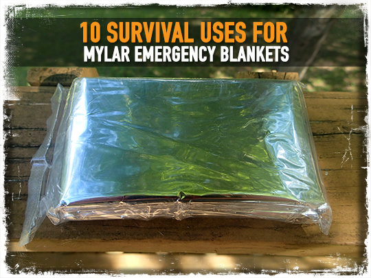 Mylar Emergency Blankets