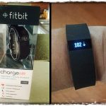 The Fitbit Charge HR