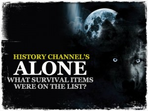 History Channels Alone