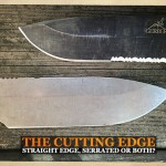 The Cutting Edge: Straight Edge, Serrated or Both?