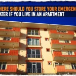 Where Should You Store Your Emergency Water If You Live in an Apartment