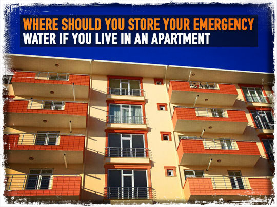 Where Should You Store Your Emergency Water If You Live in ...