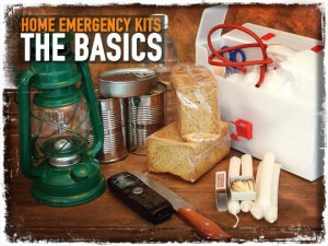 Home Emergency Kit