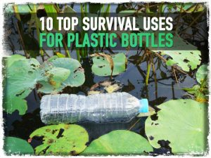Plastic Bottle Survival Uses