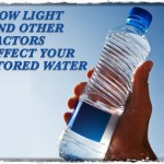 How Light and Other Factors Affect Your Stored Water
