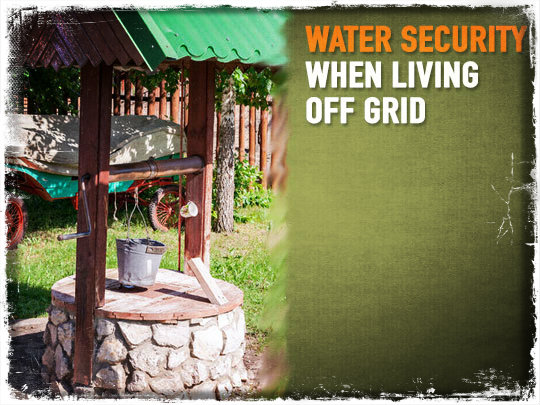 Water Security Off Grid