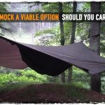 Is a Hammock a Viable Option: Should You Carry One?
