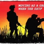 Moving As A Group When the SHTF