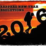 Preppers New Year Resolutions