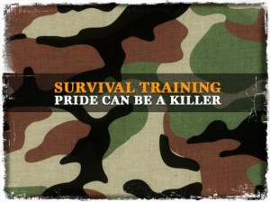 Survival Training Pride